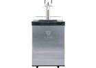 KOMOS™ Kegerator with Flow Control Intertap Faucets