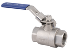 Stainless Ball Valve - 1 in. Full Port