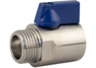 Stainless Ball Valve for Couplers & Shanks
