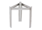 Stainless Steel Support Stand for 50L Bucha Tank