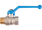 Ball Valve for Kreyer Fans - 1/2 in. BSP