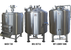 MoreBeer! Pro Complete Electric Brewhouse - 7 bbl