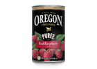 Red Raspberry Puree (49 oz.) - Oregon Fruit Puree