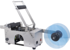 Semi-Automatic Label Applicator Machine for Self-Adhesive Labels