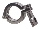 Stainless Tri-Clamp - 2.5 in. Clamp