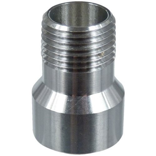 Stainless Adapter - 1/2 in. FPT x 1/2 in. MPT