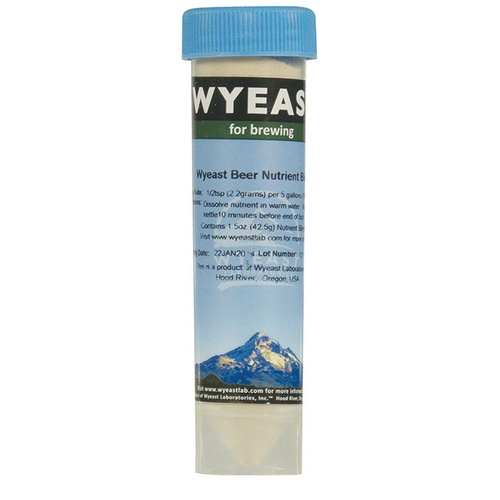 Wyeast Yeast Nutrient - 1.5 oz