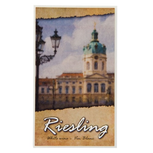 Wine Kit Label - Riesling (Pack of 30)