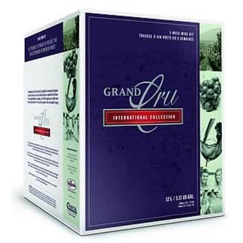 Grand Cru international Wine Making Kit - Italian Sangiovese