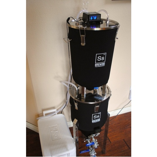Brew Bucket 7 gal. FTSs - Fermentation Temperature Stabilization System