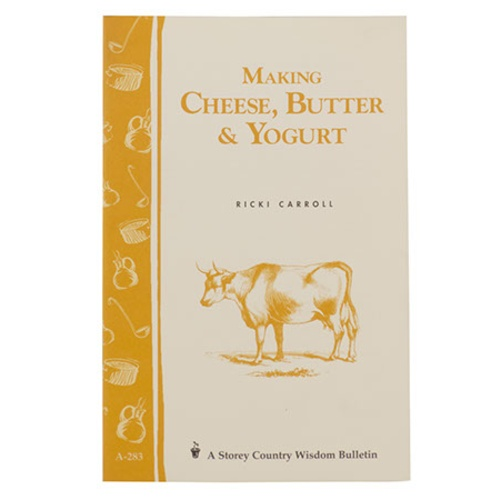 Making Cheese, Butter & Yogurt (Book)