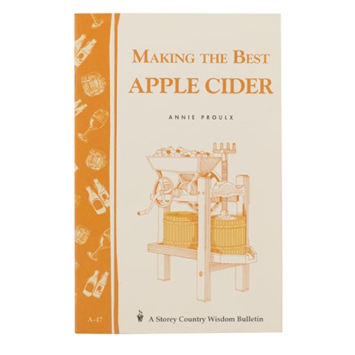 Making the Best Apple Cider (Book)