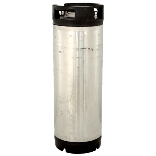Used Corny Keg - Ball Lock 5 gal. - Pressure Tested