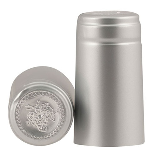 Shrink Sleeve - Silver - Pack of 25