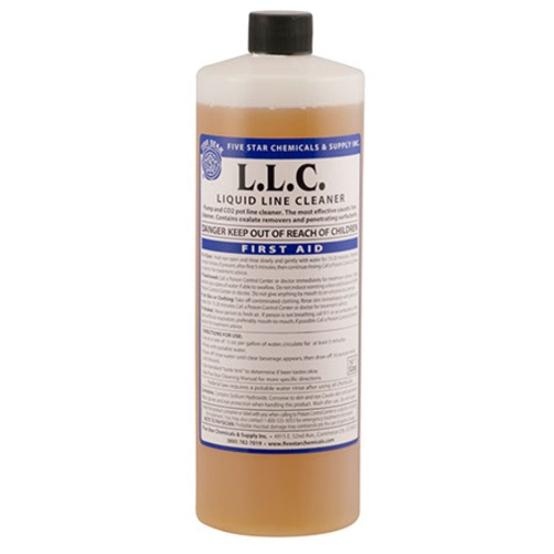 LLC Liquid Line Cleaner - 32 oz.