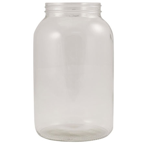 Glass Fermentation Jar - 1 gal. (No Lid)