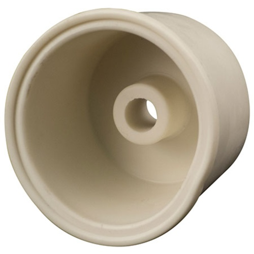 Universal Rubber Stopper - Size #11-11.5 (With Hole)