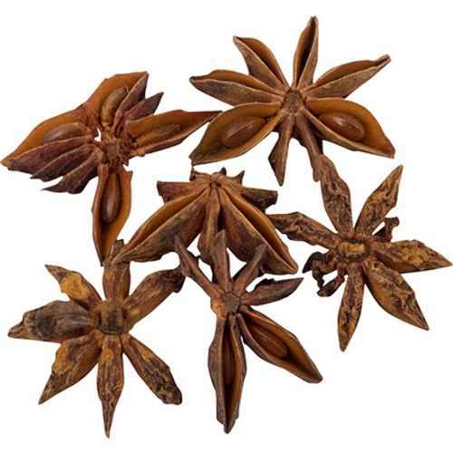 Star Anise (Whole) - 1 lb.