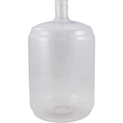 Plastic PET Carboy - 5 Gallon