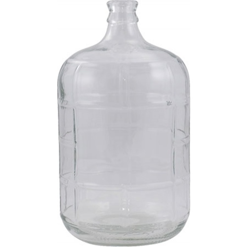 Glass Carboy - 3 gal. (Italian)