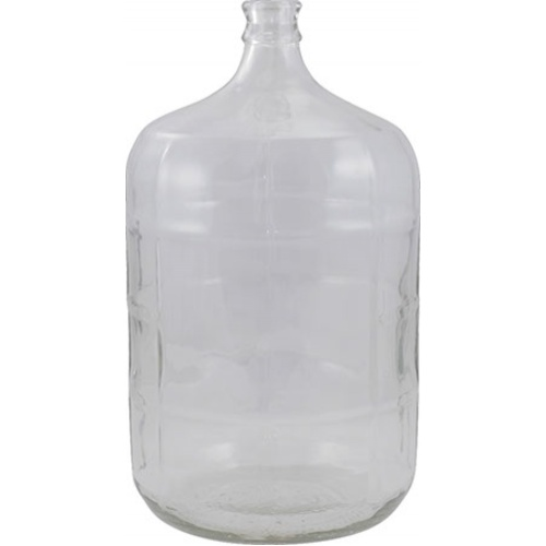 Glass Carboy - 5 gal. (Italian)