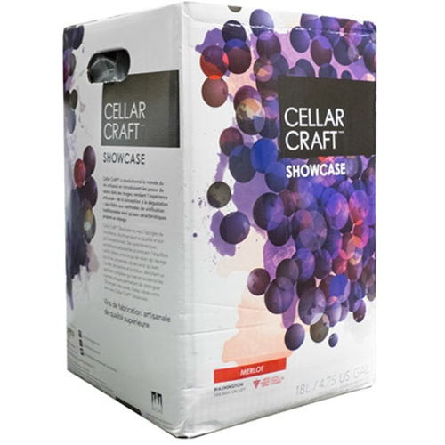 Cellar Craft Showcase Collection Wine Making Kit - Argentinian Malbec