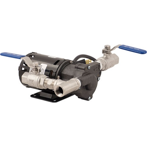 March Pump - Polysulphone (With Ball Valves)
