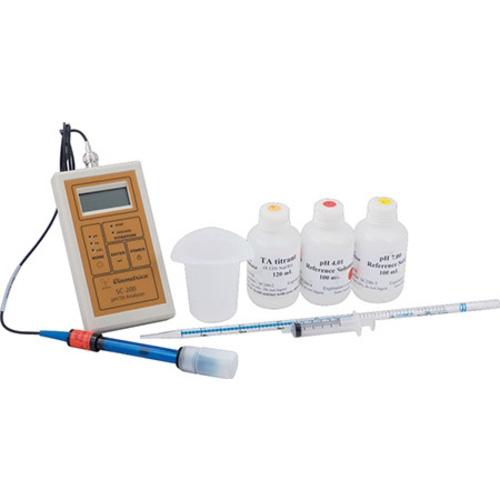 Vinmetrica SC-200 pH and TA Analyzer Kit