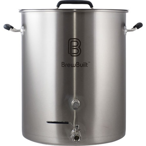 Stainless Steel BrewBuilt™ Brewing Kettle