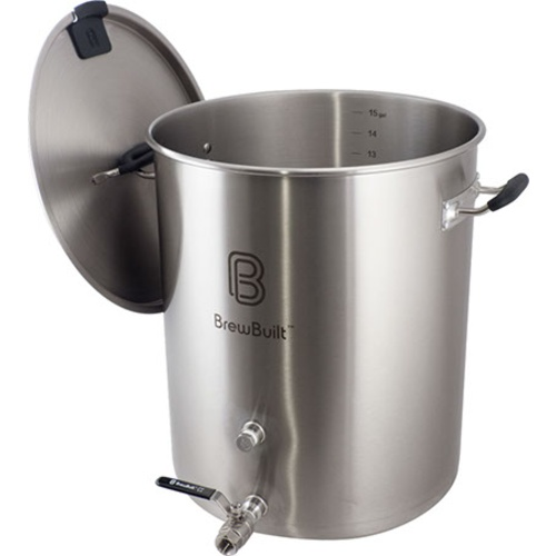 10 Gallon BrewBuilt Brewing Kettle