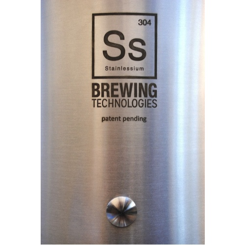 Ss BrewTech Stainless Steel Brewing Kettle - 15 gal.