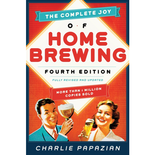 Complete Joy Of Homebrewing - Fourth Edition (Book)