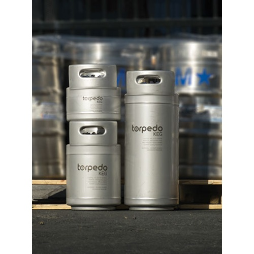 Torpedo Homebrew Kegging Kit