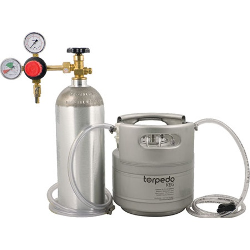 Torpedo Homebrew Keg Kit
