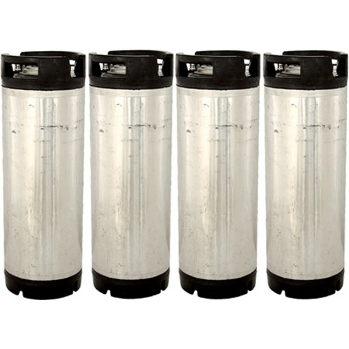 Used Corny Keg - Ball Lock 5 gal. (4 Pack)