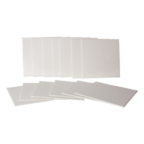 Filter Sheets - 20 cm x 20 cm (5-7 Micron)