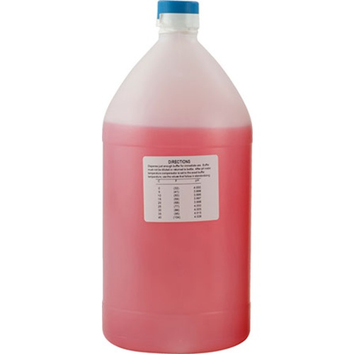 pH Calibration Solution - 4.01 (Gallon)