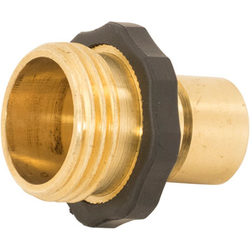 Brass Hose Fittings - Male Quick Disconnect