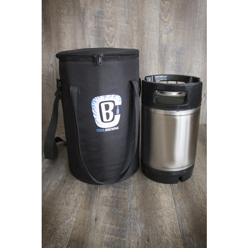 CoolBrew Corny Keg Cooler 2.5 gal.