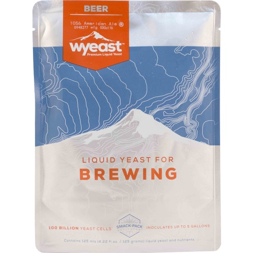 WY1010 American Wheat Ale Yeast - Wyeast