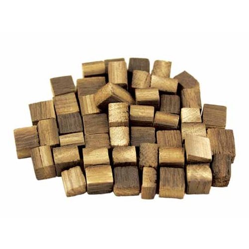 French Med+ Oak Cubes - 1 oz