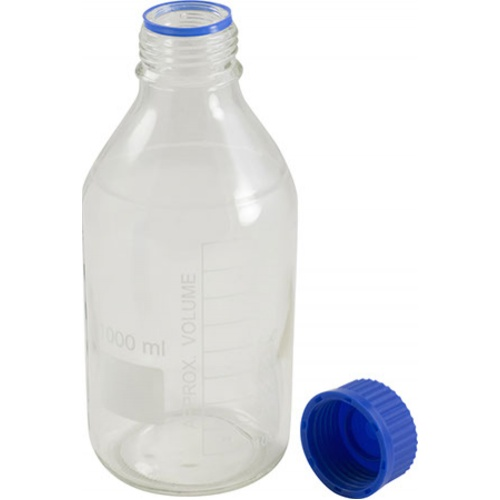Reagent Bottle for Yeast Starters - 1000 mL