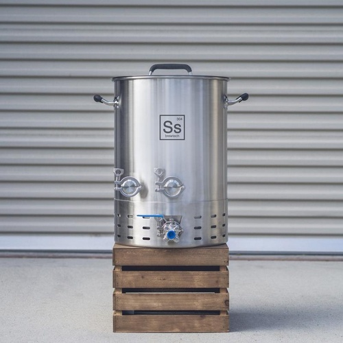 BrewMaster Edition Ss BrewTech Brewing Kettle - 10 gal.