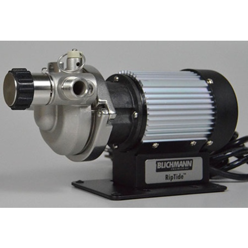 RipTide Brewing Pump by Blichmann Engineering