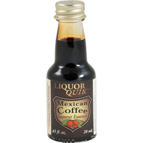 Mexican Coffee Flavoring (Liquor Quik) - 20 mL