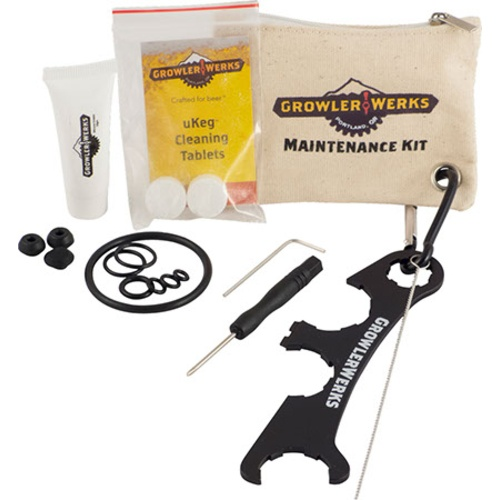 GrowlerWerks uKeg Maintenance Tool Kit