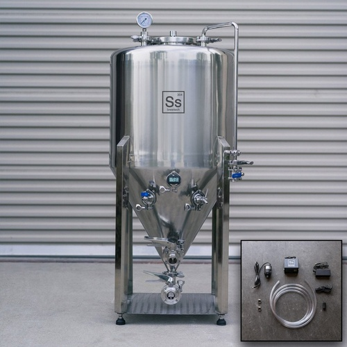 Ss Brewtech Unitank - 1 BBL (With Chilling Package)