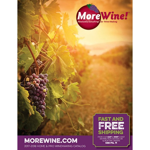 MoreWine! Catalog For 2017–2018