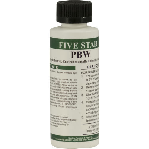 Cleaner - Five Star PBW (120 g)