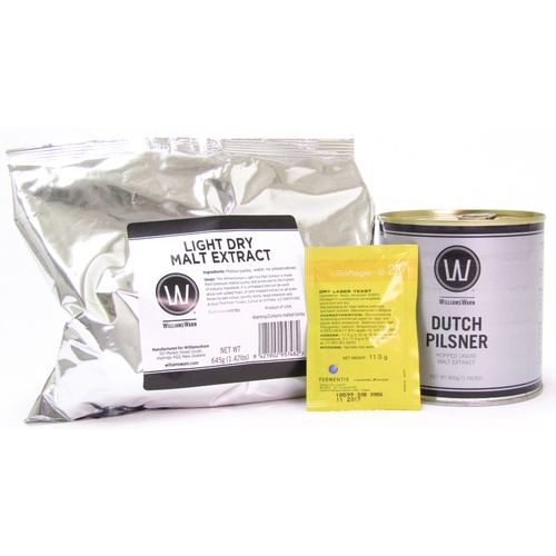 Dutch Pilsner - No Boil Kit